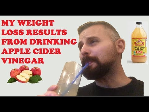 apple-cider-vinegar-weight-loss-results