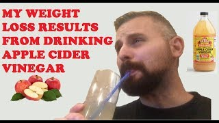 Apple Cider Vinegar Weight Loss Results