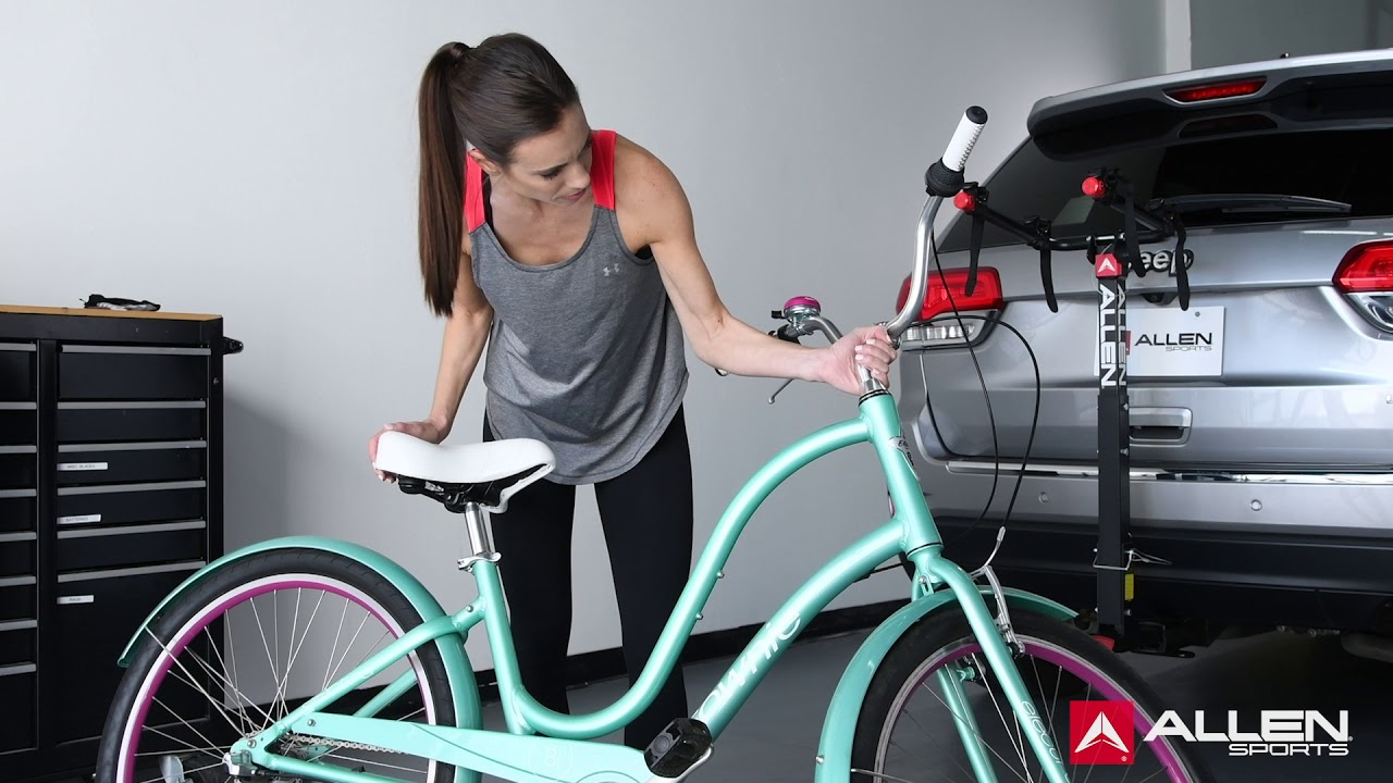 car bike rack for beach cruiser