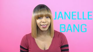 Outre Synthetic Quick Weave Complete Cap - JANELLE BANG --/WIGTYPES.COM