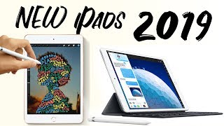New iPad Models Released! - 2019 iPad Lineup Explained