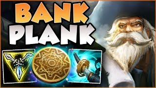 FASTEST 2 ITEM BUILD EVER?? BECOME RICH WITH BANKPLANK! KLEPTO GANGPLANK GAMEPLAY! League of Legends