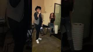 Emanuele Bertelli E Marika Stivala serata live alla skala