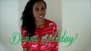 Divine Holiday Series Intro