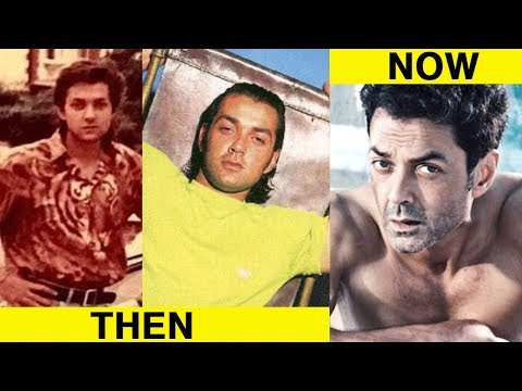 Bobby Deol UNBELIEVABLE Transformation | Then And Now | Barsaat To Race 3