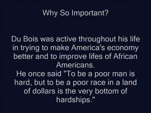 W.E.B. Du Bois Documentary