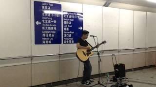 Beyond光輝歲月(尖沙咀某隧道/好好聽!)