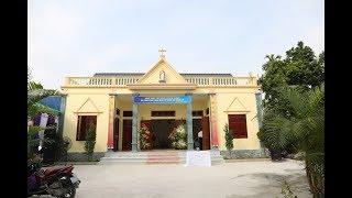 Khánh thành nhà mục vụ giáo họ Nhân Lý, xứ Đồng Giá