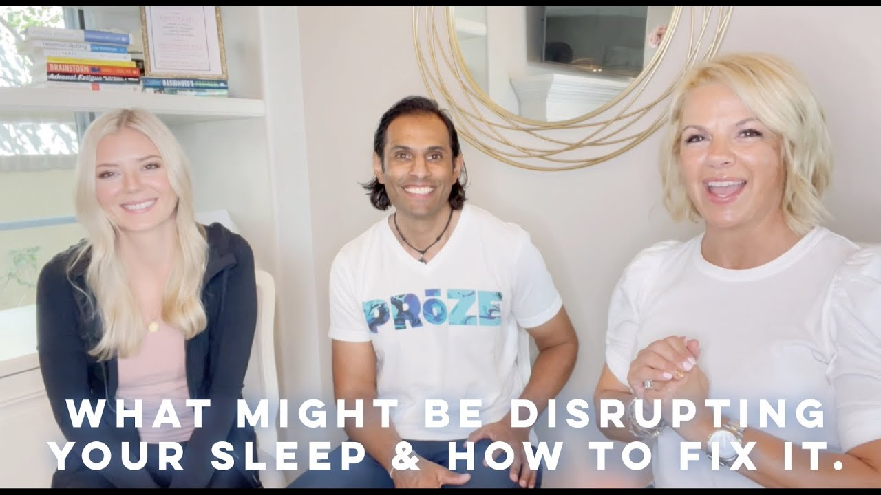 What Might Be Disrupting Your Sleep & How To Fix it