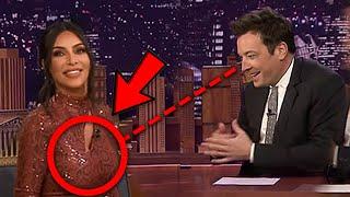 When Talk Show Hosts Make Celebrities Uncomfortable...