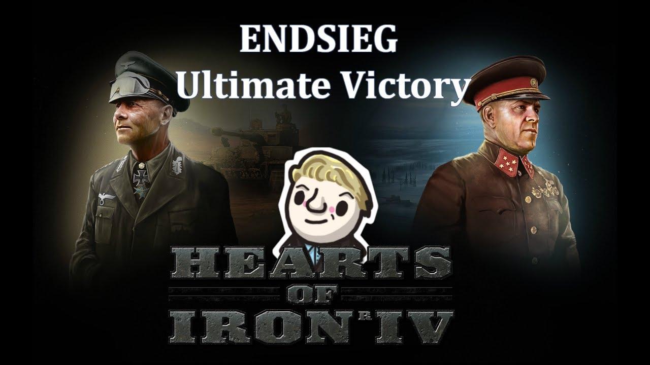 HoI4 - Endsieg - 1945 - Fourth Reich?