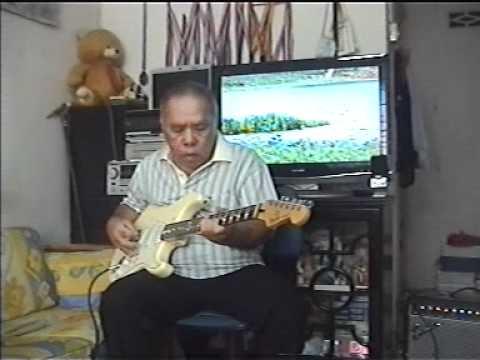 Midnight In Malaya- Guitar Instrumental - by Zan1948. - YouTube