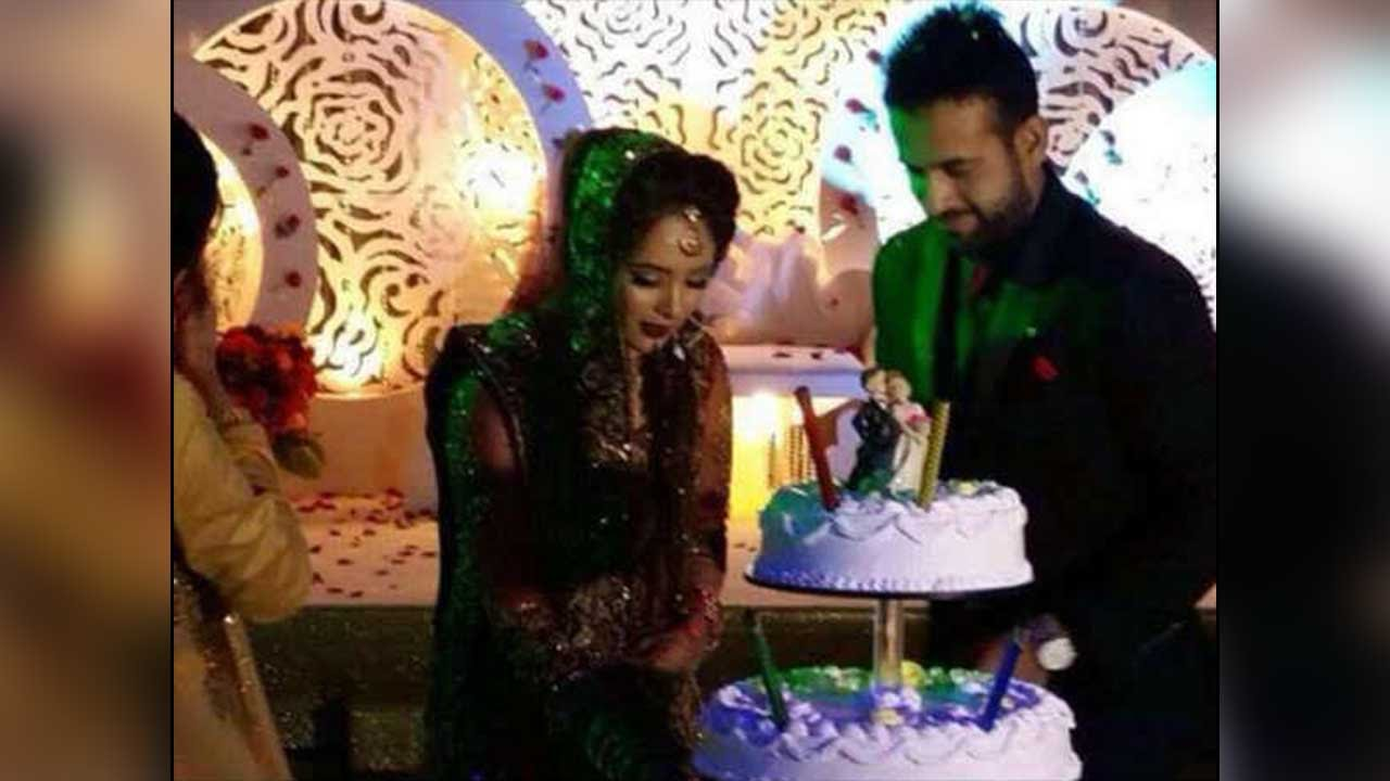 Irfan Pathan And Safa S Grand Reception In Vadodara See Pictures You