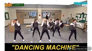 They never go out of sync. ! 'Dance Machine' Sorry for the quality....