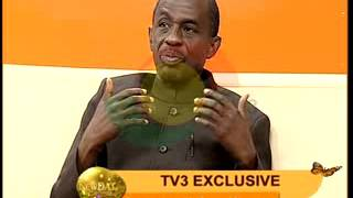 NewDay - Full Exclusive Interview with Johnson Aseidu Nketia(Gen.Mosquito)