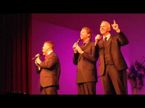 Triumphant Quartet sings Amazing God