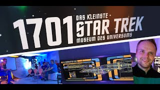 1701 Museum Star Trek ENTERPRISE II Set´s