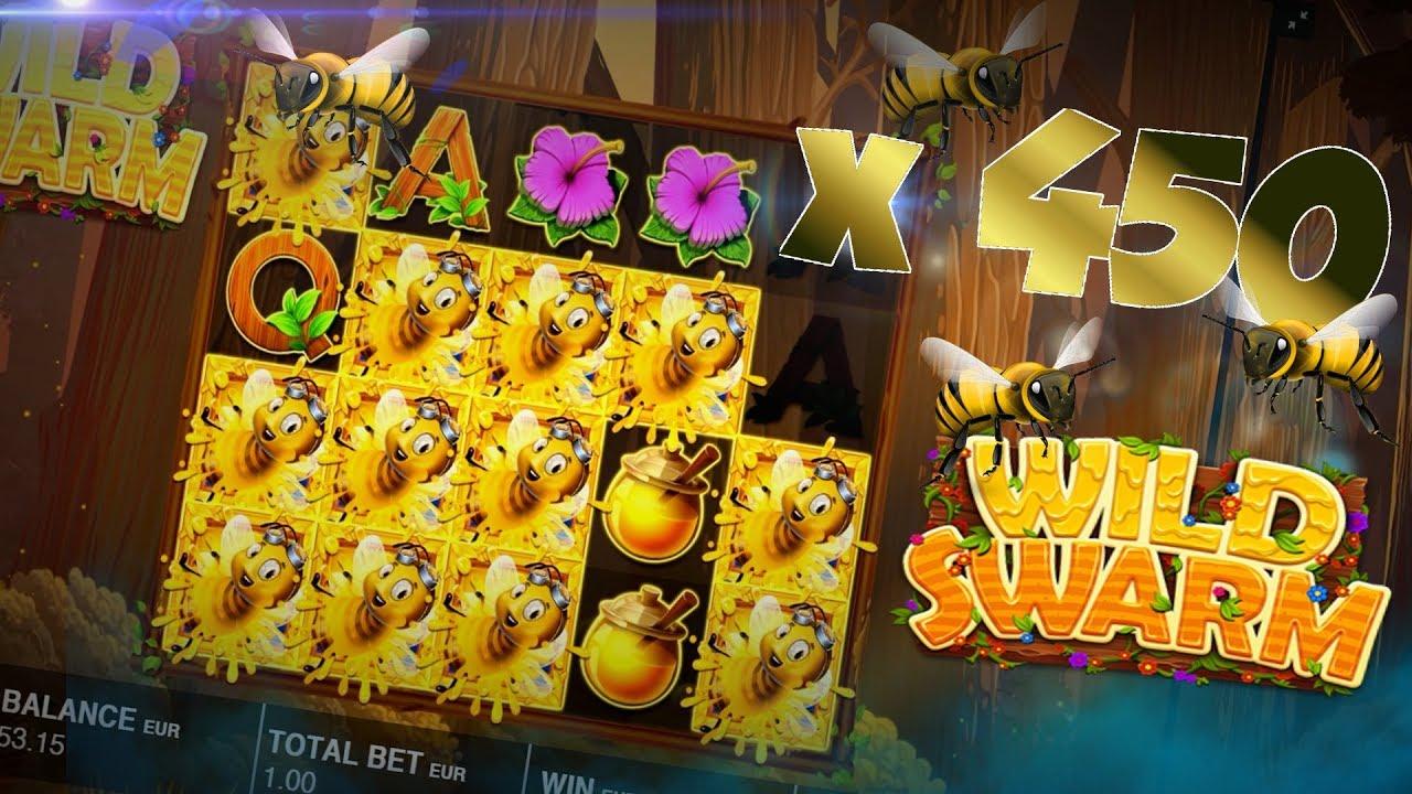 Online Casino Mit Wild Swarm