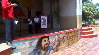 acto sobre el escudo de venezuela