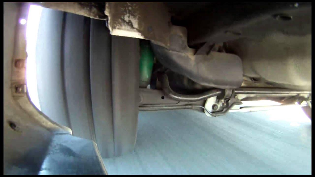 Integra Type R Tein Flex rear suspension at Shannonville ...