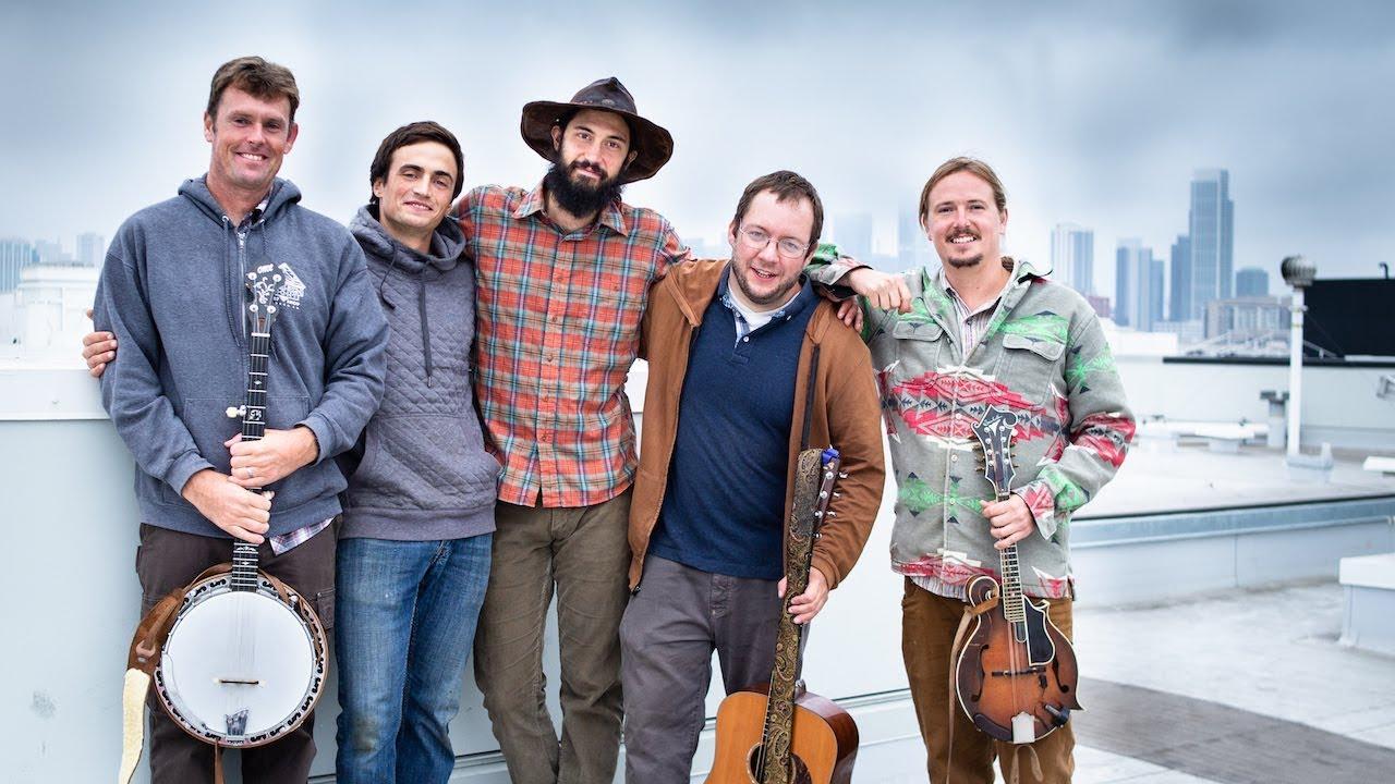 One Grass Two Grass California string band & Bluegrass live