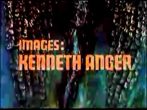 Rare interview with Kenneth Anger