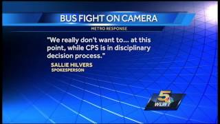 2 expelled, 1 suspended from school after fight on Metro bus