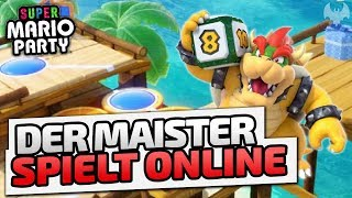 Der Maister spielt online - ♠ Super Mario Party ♠ - Nintendo Switch - Dhalucard