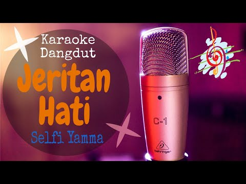Karaoke Dangdut Jeritan Hati - Selfi D Academy