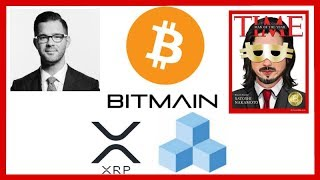 Former Wall Streeter on Crypto in 2019 - Bitcoin Time Mag - Bitmain CEOs - Japan Crypto Exchanges