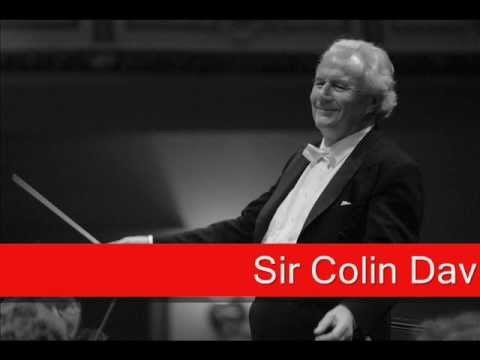 Sir Colin Davis: Beethoven - Pastoral Symphony (Symphony No. 6 in F major, Op. 68), 1st Movement