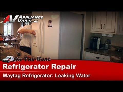 How To Unclog A Refrigerator Drain Line Funnycat Tv
