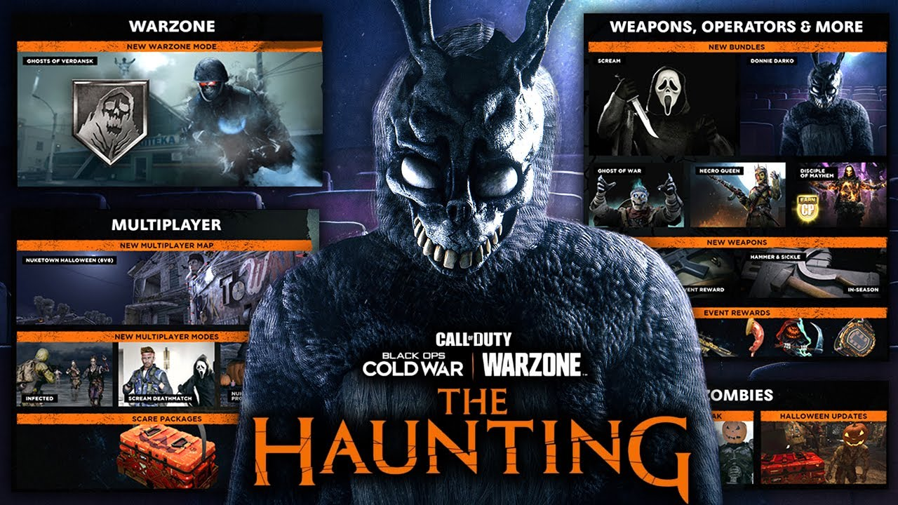 Download Call of Duty Warzone: Everything New Coming In The Haunting Update!
