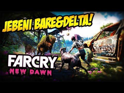 🔴 TANDEM NA SNAZI! - Far Cry New Dawn! - Instagram: @bare_pls