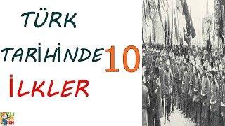 Türk Tarihinde İlkler -10 Mondros Ve İşgaller Dönemi TYT/AYT