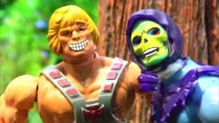 A morte de He-man - Dublado Adult swim frango robo