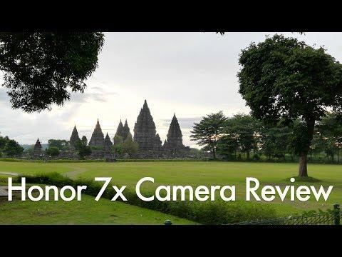 Honor 7X Real Camera Review Shot In Yogyakarta (Indonesia)