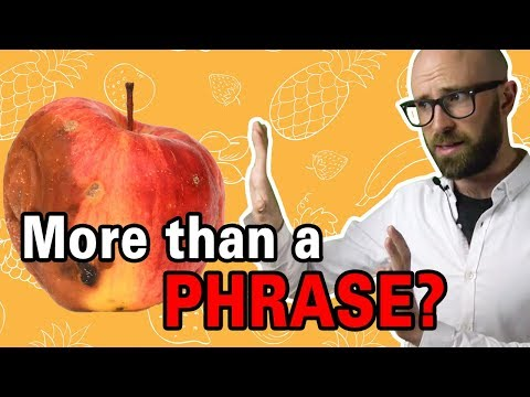 Why Does One Bad Apple Spoil a Bunch?