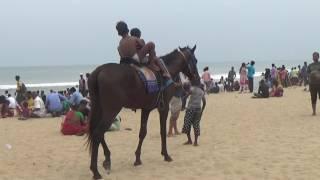 Marina Beach Chennai India