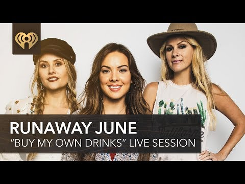"""Runaway June Performs """"Buy My Own Drinks""""   Live Session"""