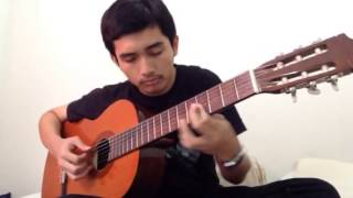 Raisa - Could it Be Love (solo guitar)