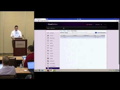 Bringing NetApp Data ONTAP & Apache Cloudstack Together