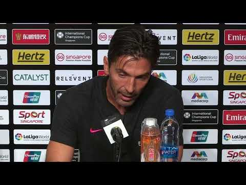 Buffon: Winning the Champions League is not why I joined PSG Mp3