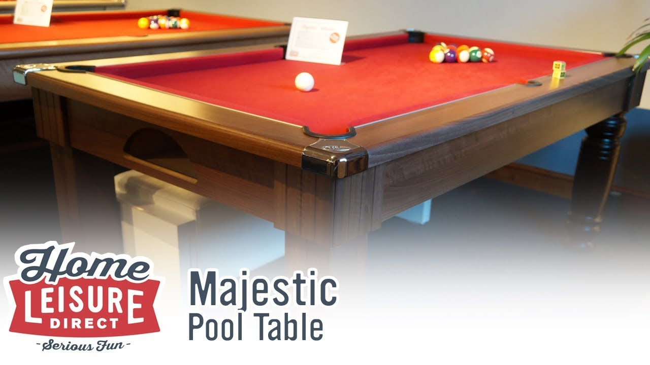 Majestic Pool Dining Table