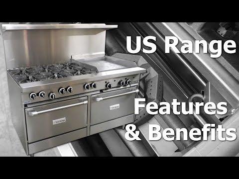 US Range Features & Benefits