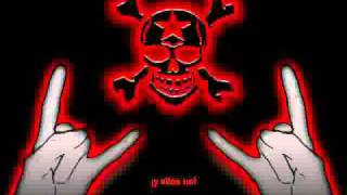 Barón Rojo - Los Rockeros van al Infierno con letra incluida