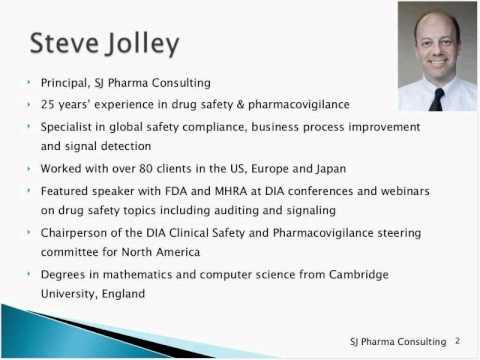 Drug Safety and Pharmacovigilance Trailer - YouTube