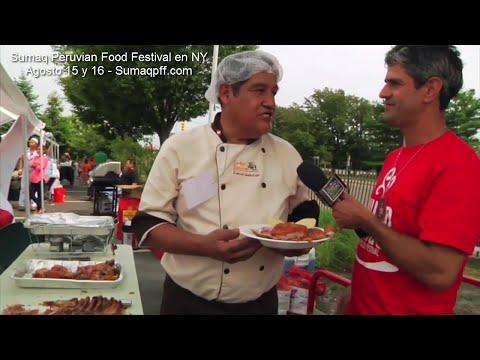 Sumaq Peruvian Food Festival - New York