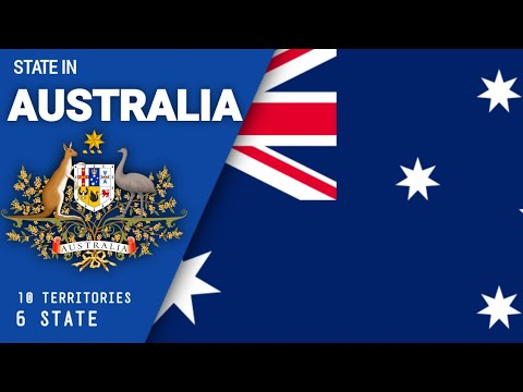 State And Territories of Australia