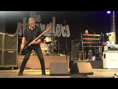 """""""Walk On By"""" (35 secs). The Stranglers at Caerphilly Castle 5/7/2019"""